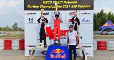 MICO FMSCI National Karting : ಬೆಂಗಳೂರಿನ ಮೂರು ರೇಸರ್ಗಳಿಗೆ ಪ್ರಶಸ್ತಿ!